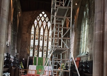 Church Cleaning Services : Church cleans